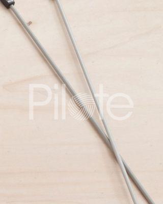Ihlice kovové 30 cm