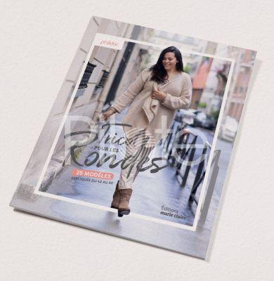 Časopis Marie Claire Moletka