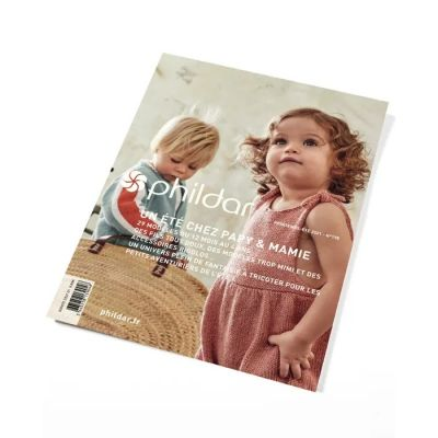 Časopis Phildar 198