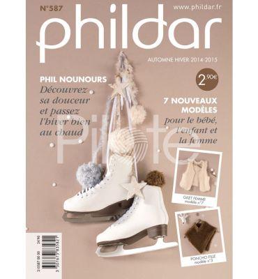 Časopis Phildar 587
