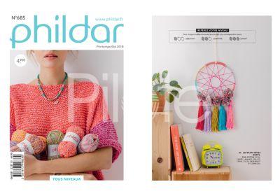 Časopis Phildar 685