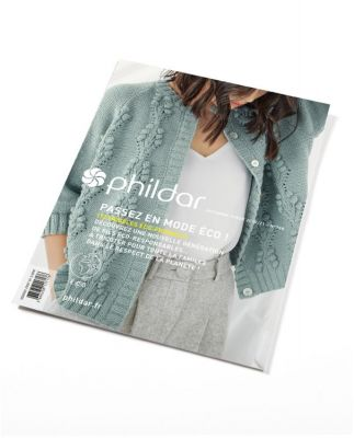 Časopis Phildar 708