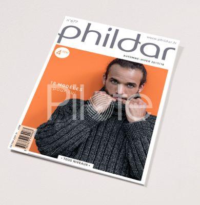 Časopis Phildar 677