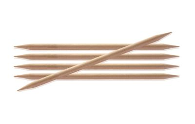 Ihlice 5 ks KnitPro Basix Birch
