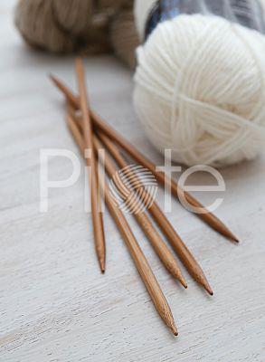 Ihlice bambusové 5 ks