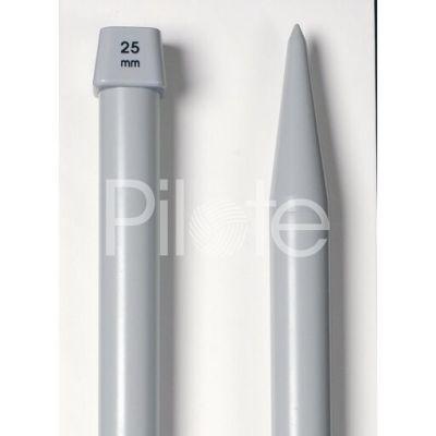 Hrubé plastové ihlice 40 cm