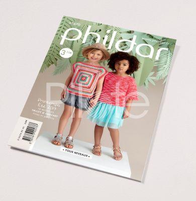 Časopis Phildar 670
