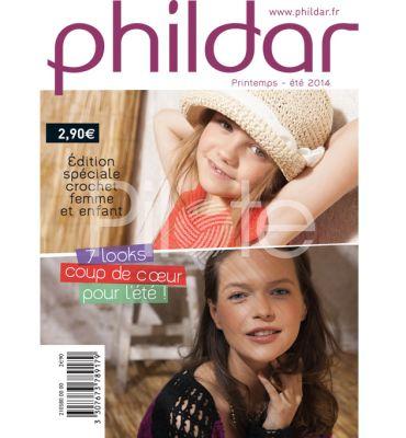 Časopis Phildar 580
