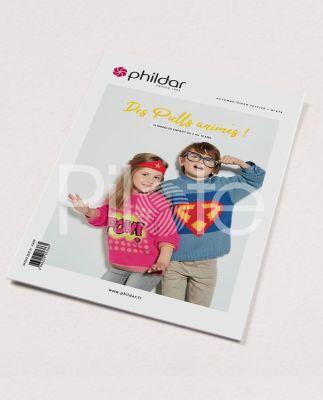 Časopis Phildar 696
