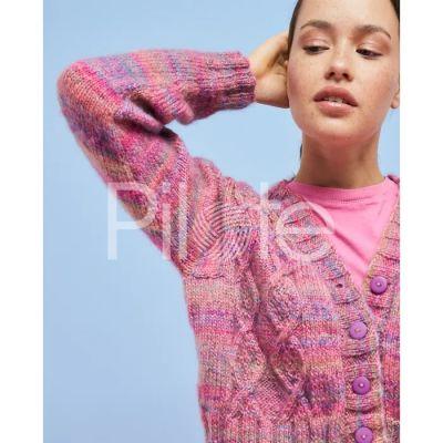 Dámsky sveter Taisha-návod na pletenie